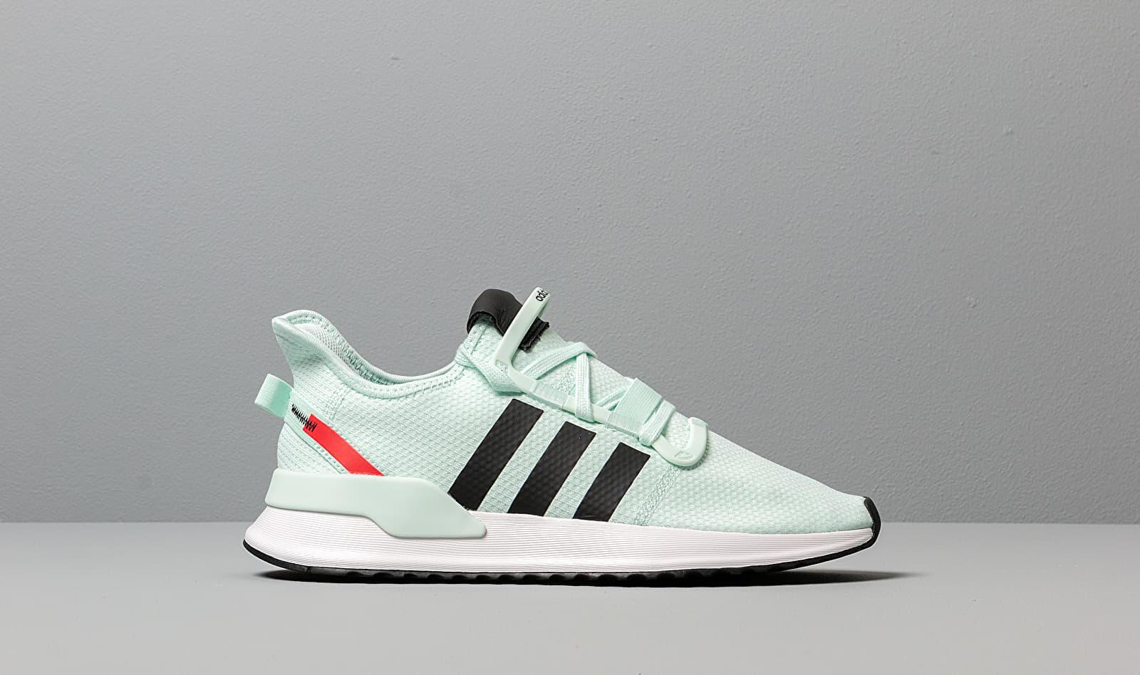 adidas Originals Adidas U_path Run Ice Mint/ Core Black/ Shock Red ...