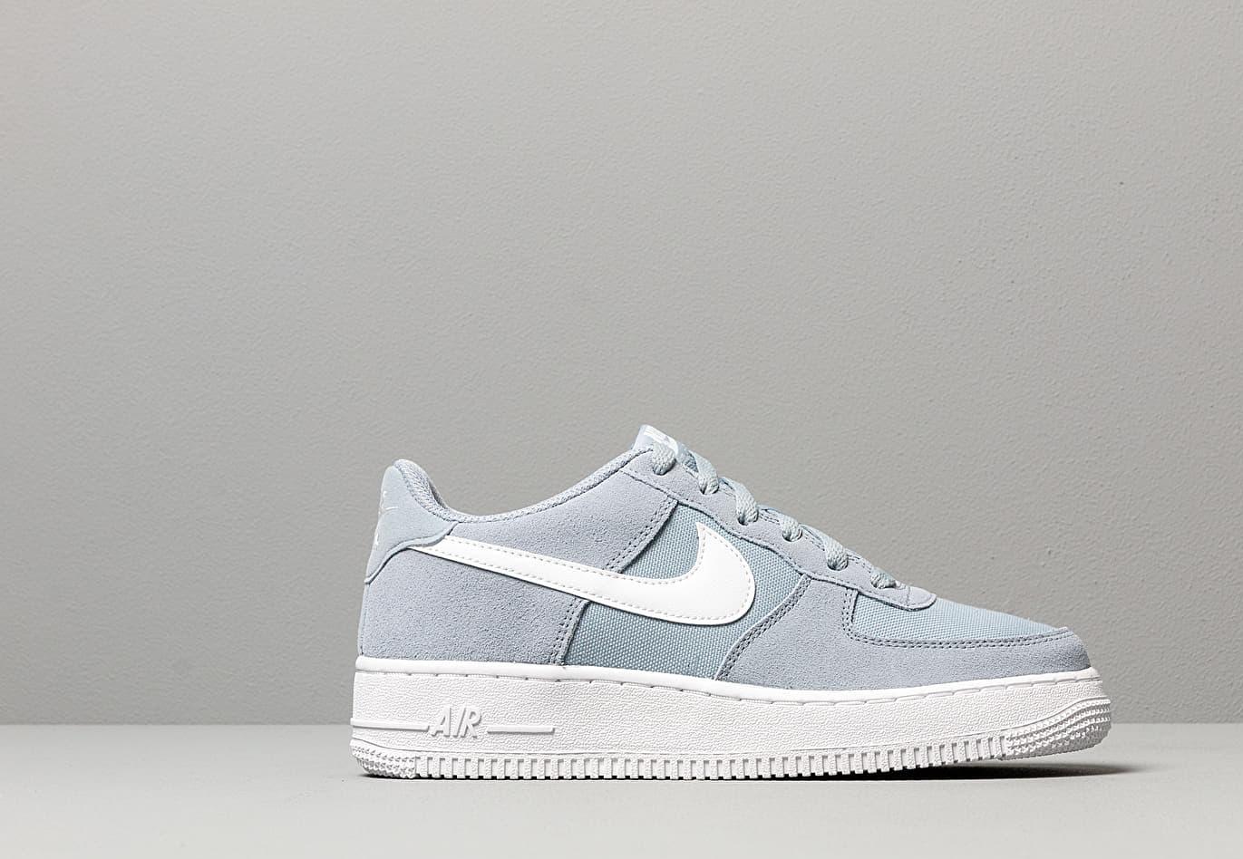 Nike Air Force 1 Pe (gs) Obsidian Mist/ White in Blue - Lyst