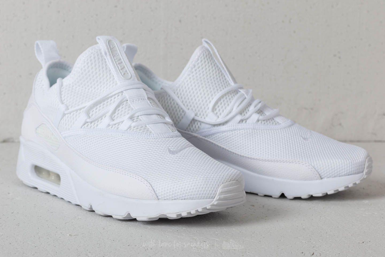 men's nike air max 90 ez casual shoes white