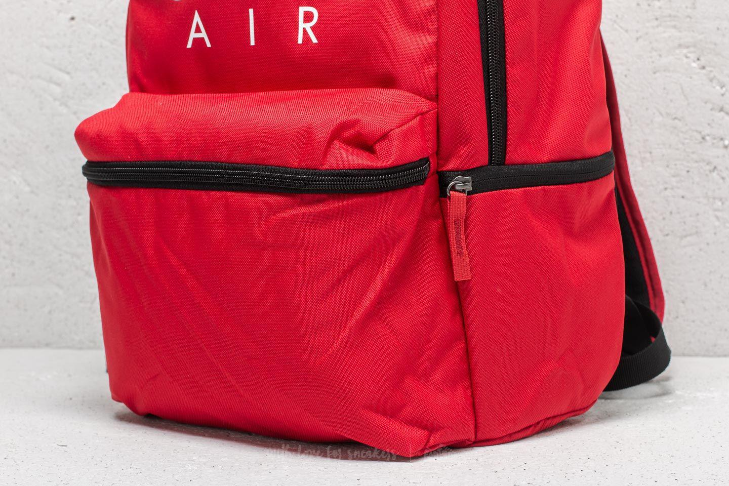 Lyst nike air backpack red white in red for men jpg 1440x960 Nike air  backpack red 6b5e2a639f1b6