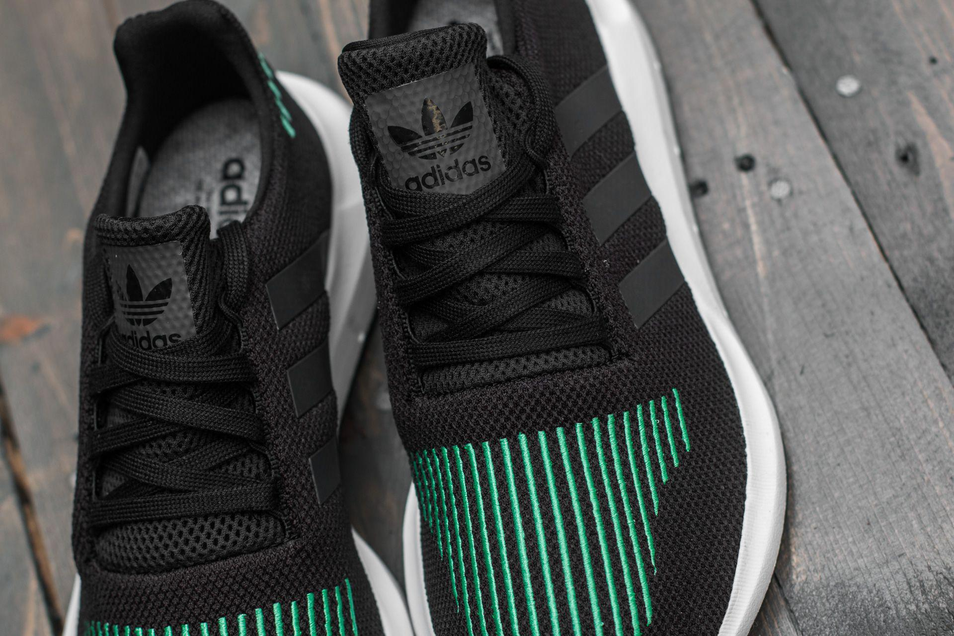 1cdf5cfd01 Adidas Originals Adidas Swift Run Core Black/ Utility Black/ Ftw White for  men