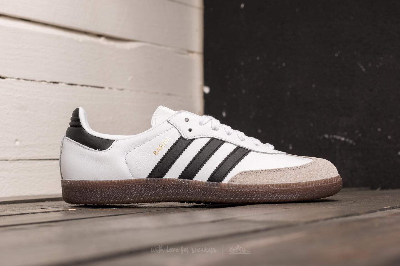adidas Originals Samba Og Sneakers Footwear Whitecore