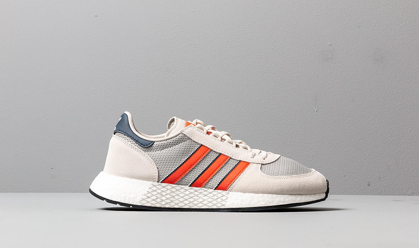 Adidas Marathon Tech Raw White/ Active Orange/ Collegiate Navy adidas Originals de color Marrón