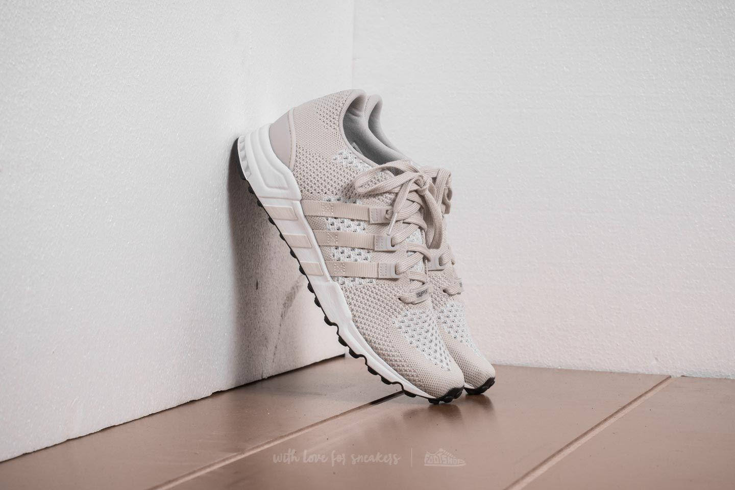 size 40 a20c0 1f29e Men's Gray Adidas Eqt Support Rf Primeknit Pearl Grey/ Pearl Grey/ Ftw White