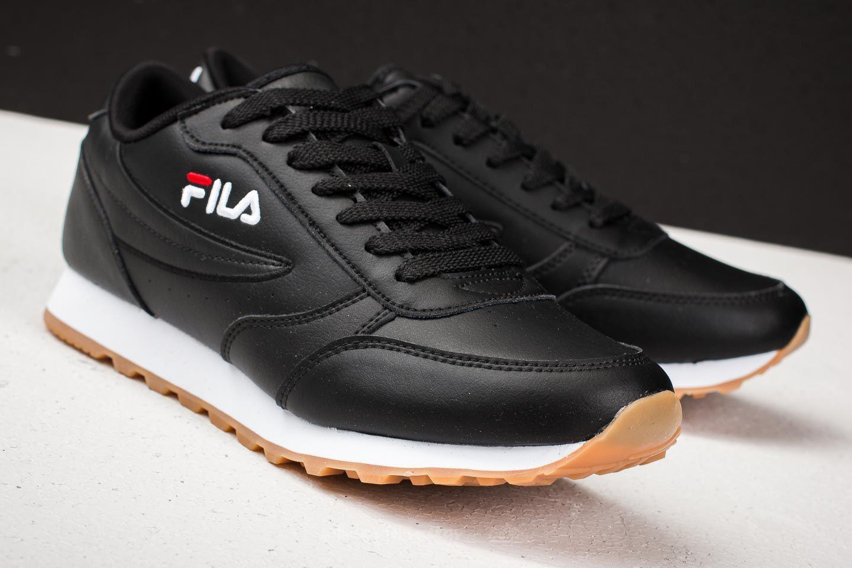 Fila Orbit Jogger Low Black for men