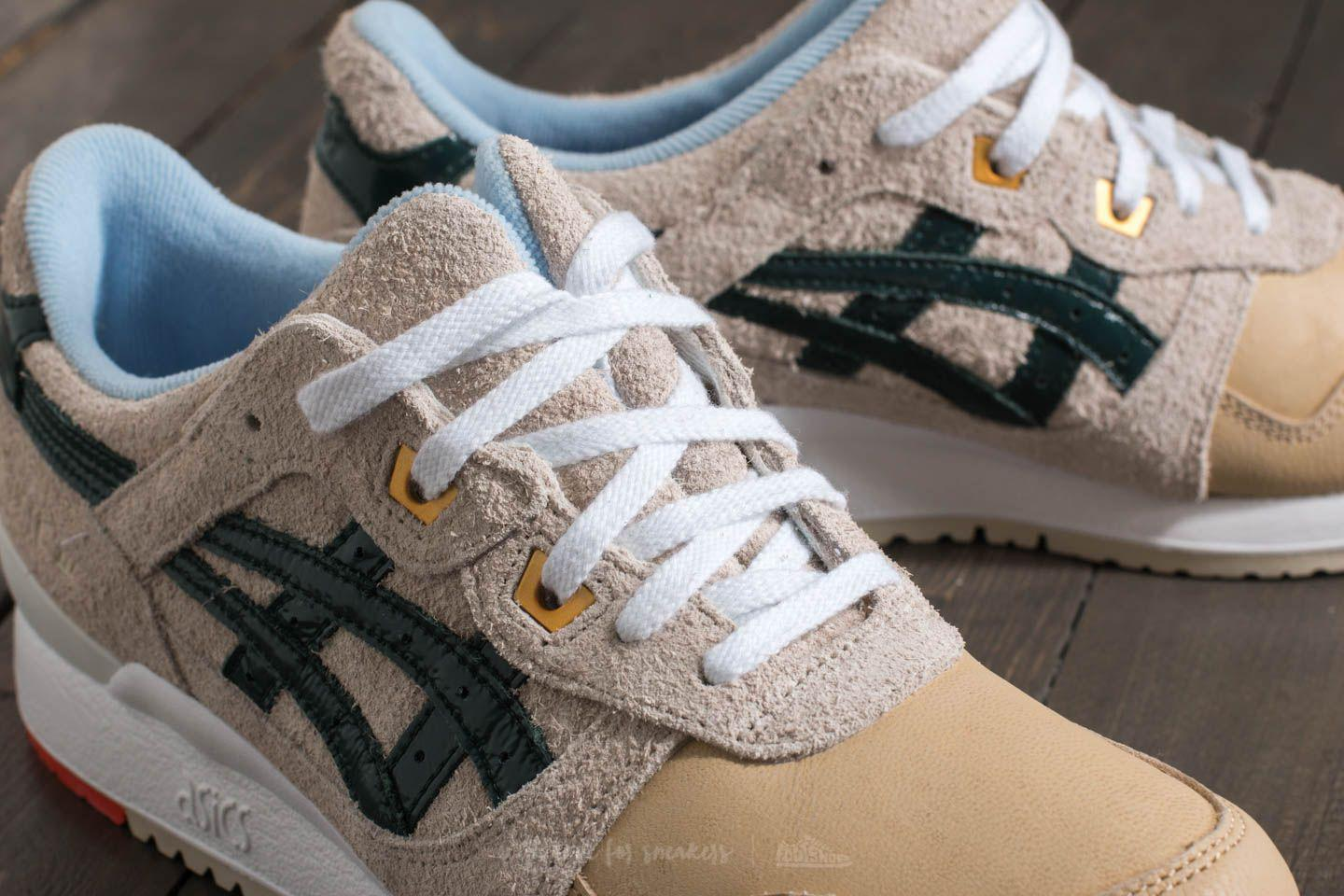ASICS Running Gel Lyte 3 Birch Tan Mis. 45