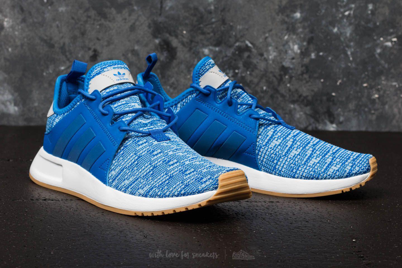 0c30d46d861 Lyst - adidas Originals Adidas X plr Blue  Blue  Gum 3 in Blue for Men