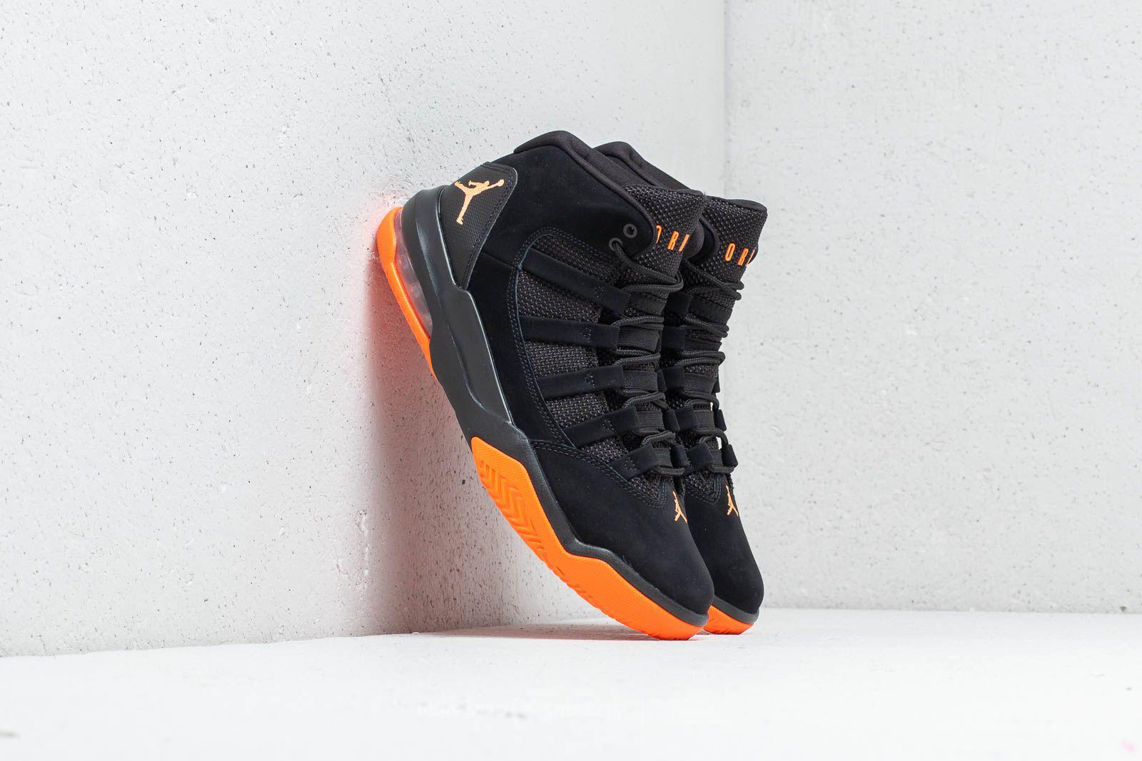 de642261bbc868 Nike Max Aura Black  Cone-black in Black for Men - Lyst
