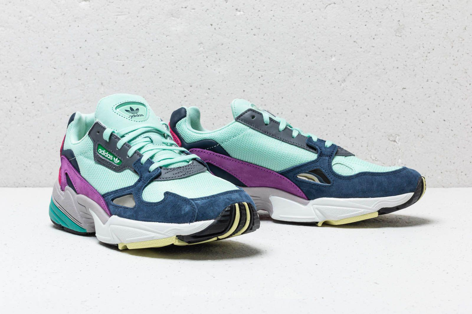 adidas falcon w clear mint - 50% remise