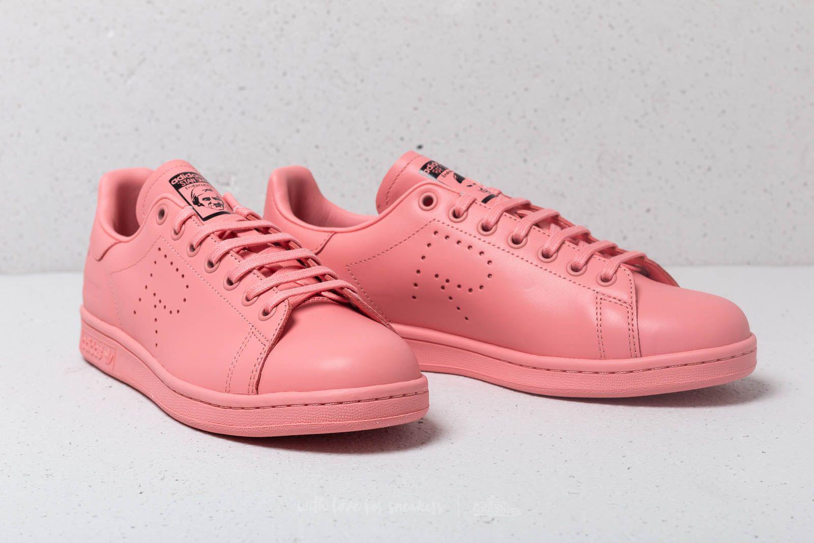 adidas stan smith raf simons rosse