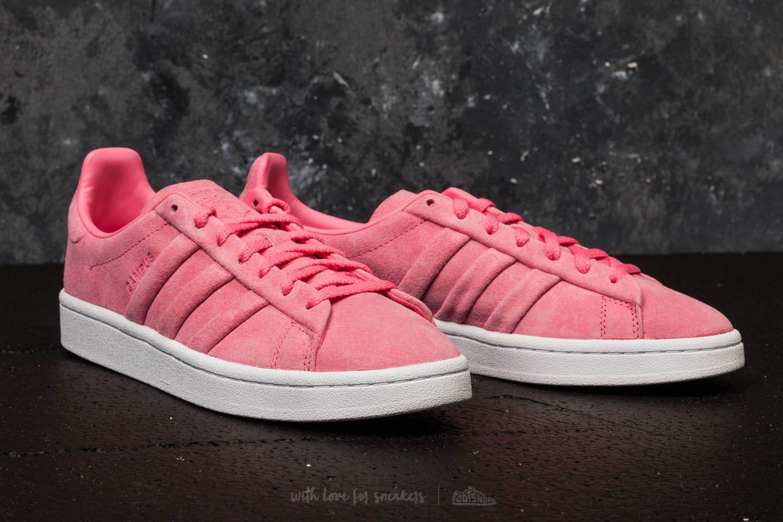size 40 885b7 10fc1 Adidas Originals - Adidas Campus Stitch And Turn W Chalk Pink Chalk Pink  Gold. View fullscreen