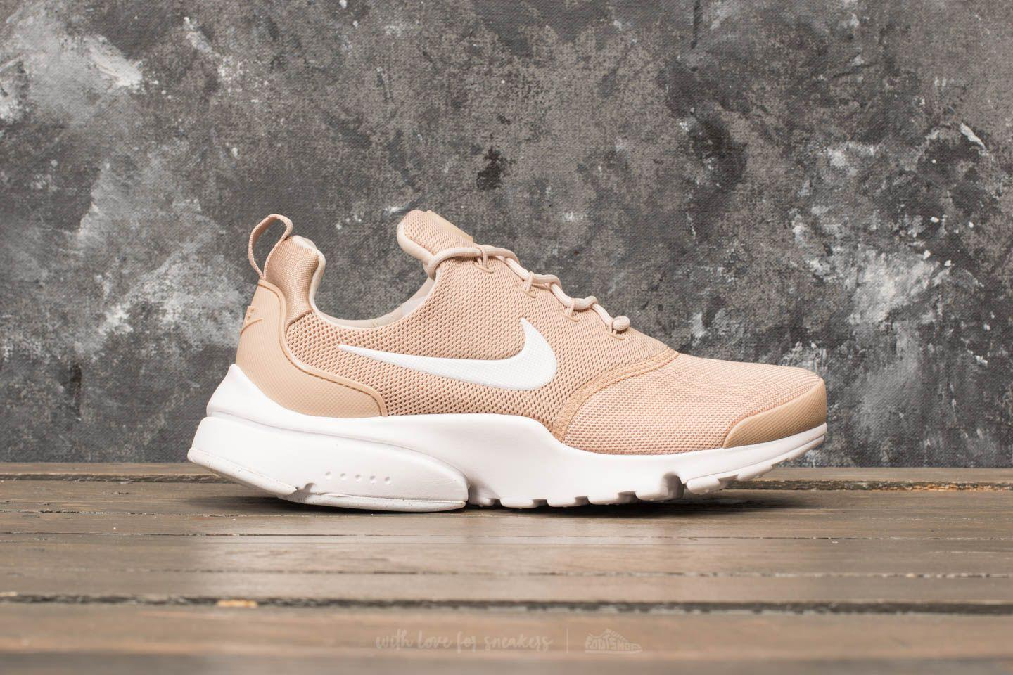 newest 9a61e f38ee Nike Natural Wmns Presto Fly Sand/ Dessert Sand