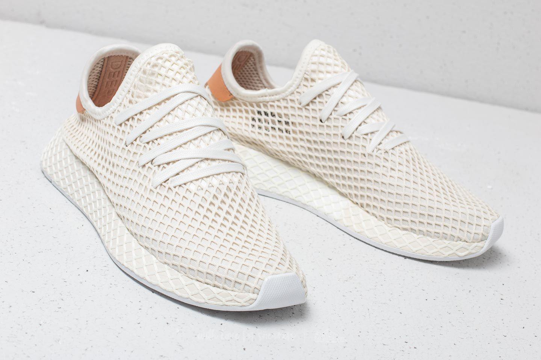 fb04e9f22 Adidas Originals - Adidas Deerupt Runner Cloud White  Ash Pearl  Cloud White  for Men