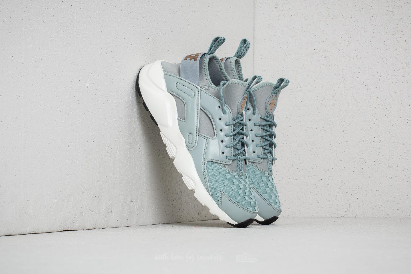 Lyst - Nike Air Huarache Run Ultra Se Light Pumice  Sand-sail-black ... 6ab035959