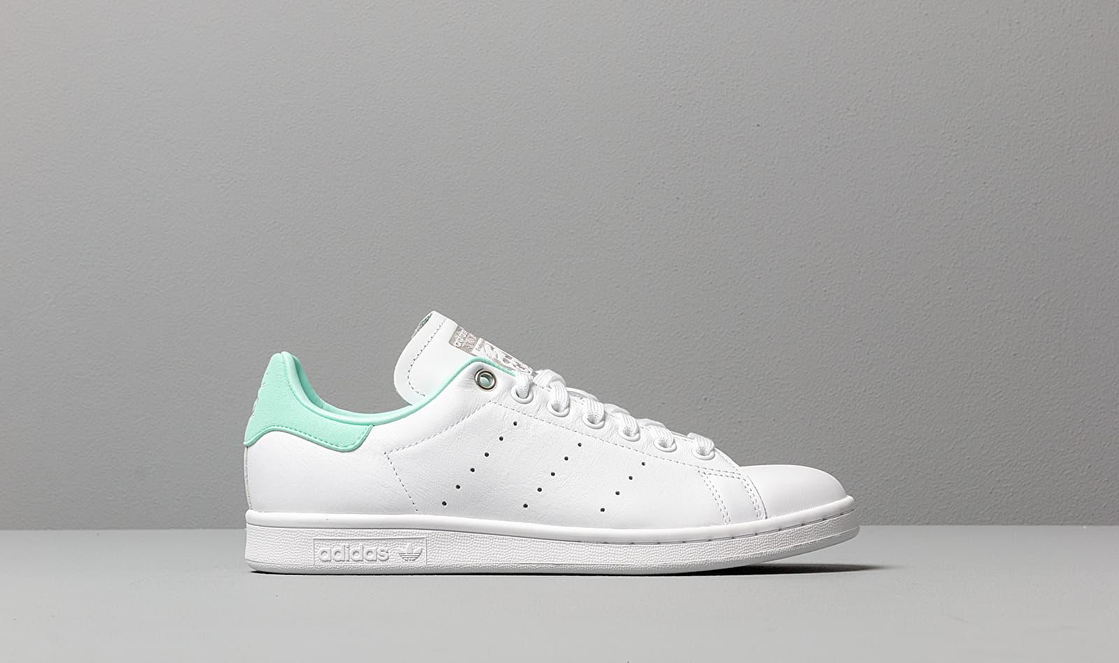 Absay stan smith mint white