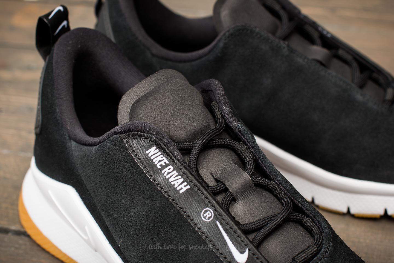 Nike Suede W Rivah Premium Black/ White