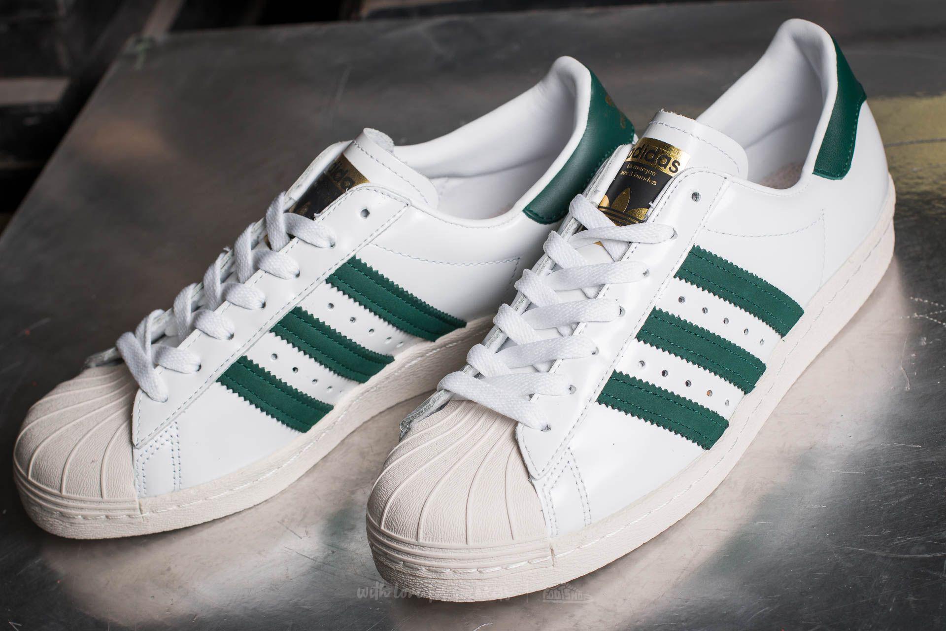 size 40 4232e 98f36 ... usa lyst adidas originals adidas superstar 80s ftw white collegiate  7f314 132a2