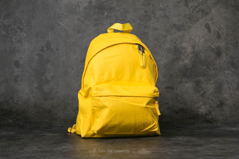 49465dd82cc Padded in Yellow Footshop Pak'r Yellow Eastpak Brim Lyst eYbDH29WEI