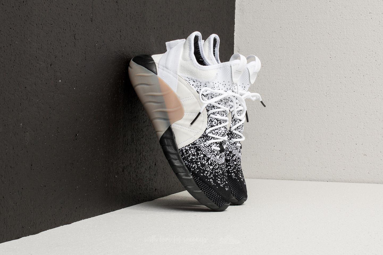 Adidas Tubular Rise Primeknit Ftw White/ Core Black/ Light Solid Grey