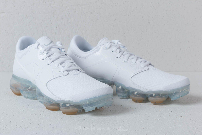 c974cf3222f Lyst - Nike Wmns Air Vapormax White  White-metallic Silver in White