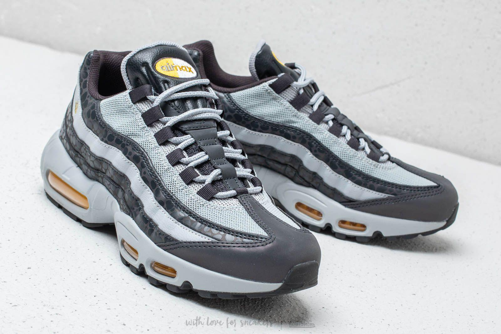 special section promo codes superior quality Nike Synthetic Air Max 95 Se Reflective Shoes - Size 11 in Grey ...