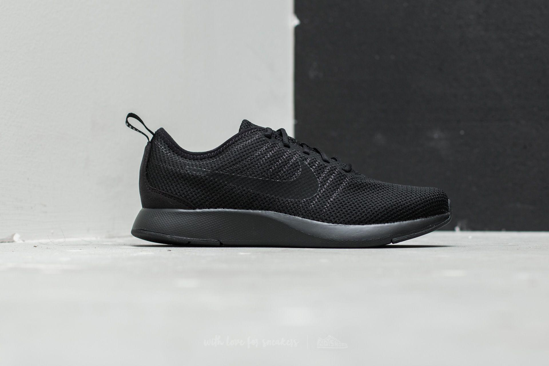 Lyst - Nike Dualtone Racer (gs) Black  Black-black in Black 9e5633a3b1