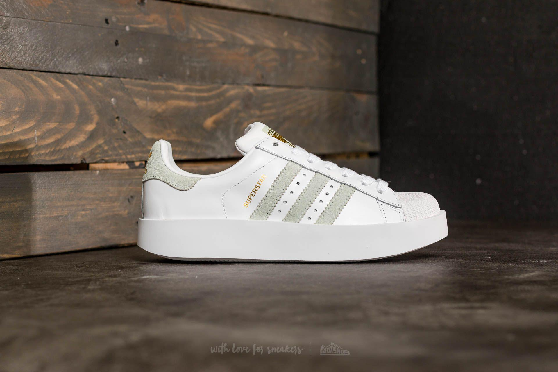 4992b8647506 ... ba7666 ftw white core black gold metallic women shoes 7ps505 adidas  bigger b875b 8fac7  coupon code for lyst adidas originals adidas superstar  bold w ...