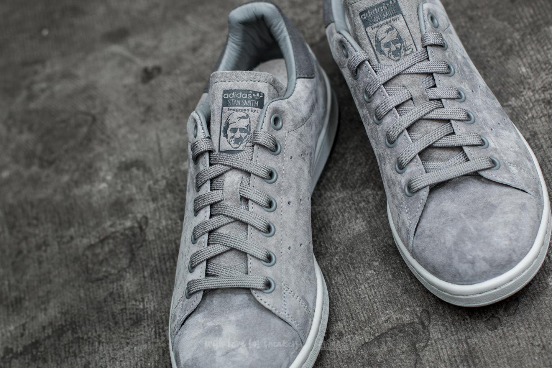 Adidas Stan Smith Grey Three Grey Three Grey Five