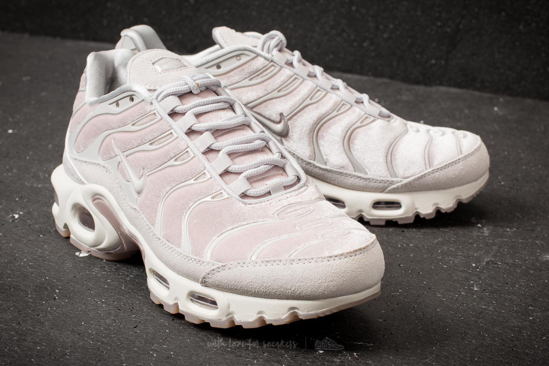 ee14c831deb Lyst - Nike Wmns Air Max Plus Lx Particle Rose  Vast Grey in Gray