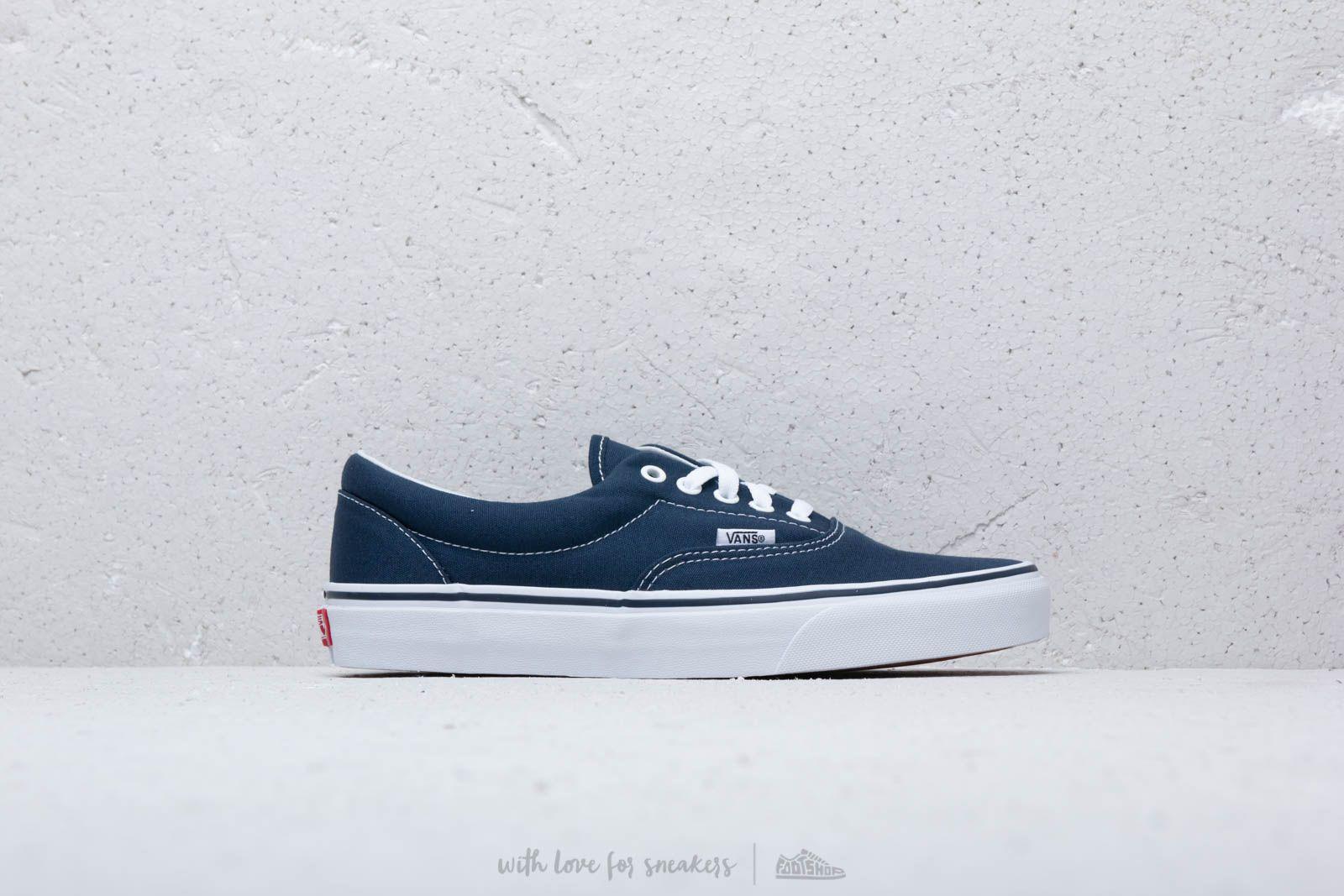Vans Canvas Era Navy in Blue for Men - Lyst