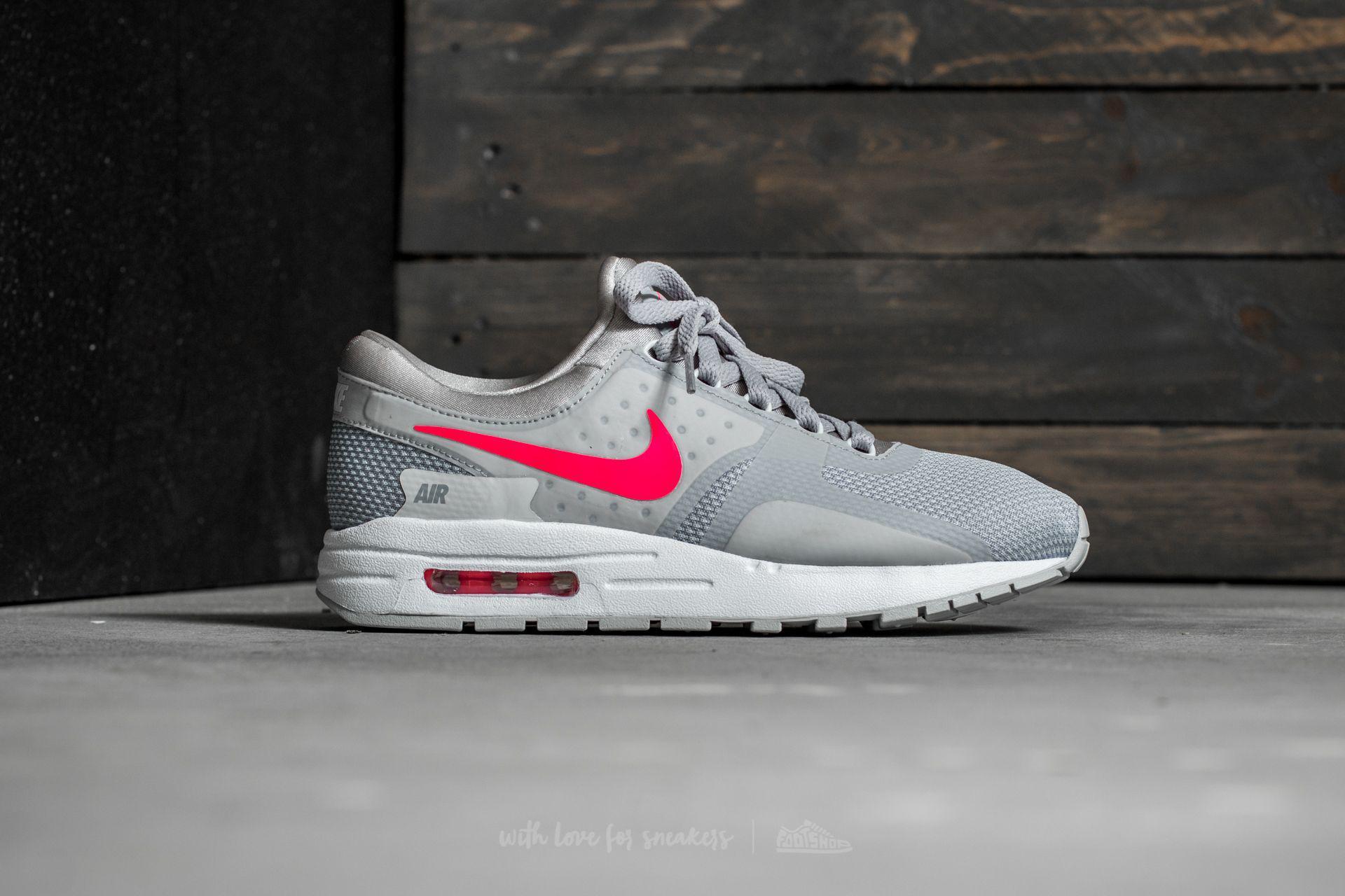 Nike Air Max Zero Essential (GS) Wolf Grey Dark Grey