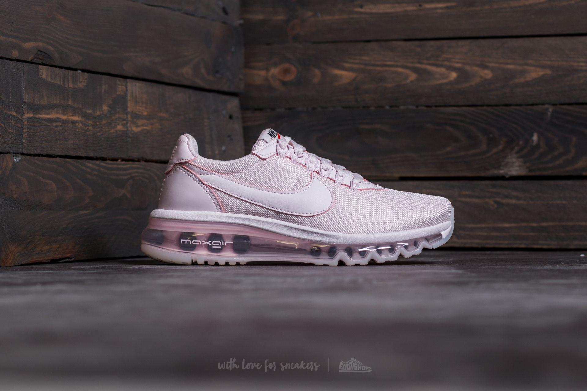 fe0a4be402bb Lyst - Nike W Air Max Ld-zero Se Pearl Pink  Pearl Pink in Pink