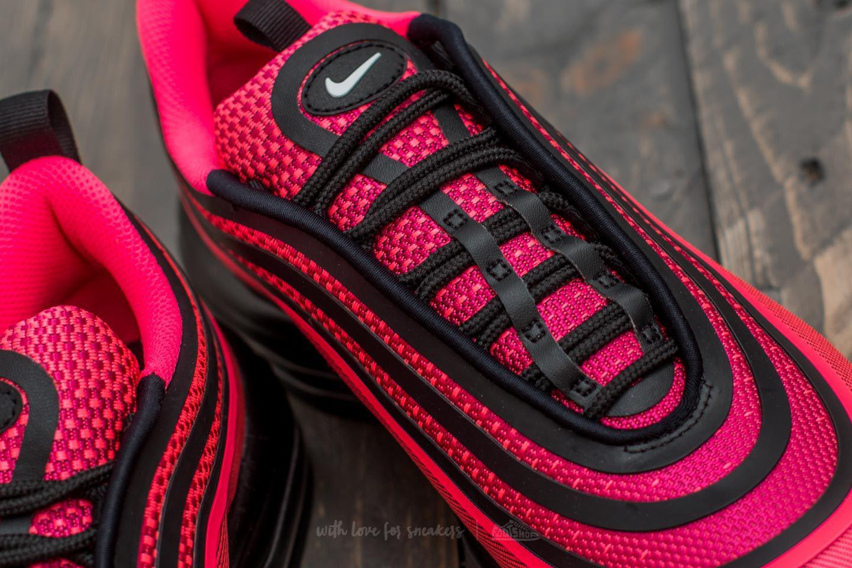 Nike Air Max 97 Ultra 17 (GS) Black Racer Pink White | Footshop
