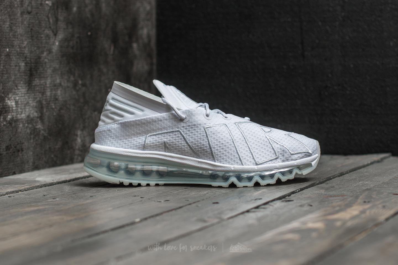wholesale dealer e4fea 0f6a0 Nike Air Max Flair White/ Pure Platinum for Men - Lyst