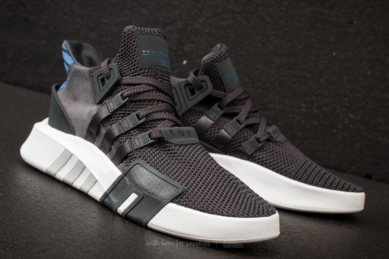 Men's Black Adidas Eqt Bask Adv Carbon Carbon Collegiate Royal