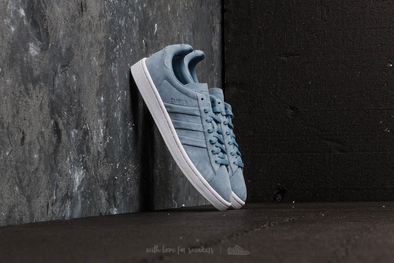 f99ac4517c9 adidas Originals. Women s Gray Adidas Campus Stitch And Turn Raw Grey  Raw  Grey  Ftw White