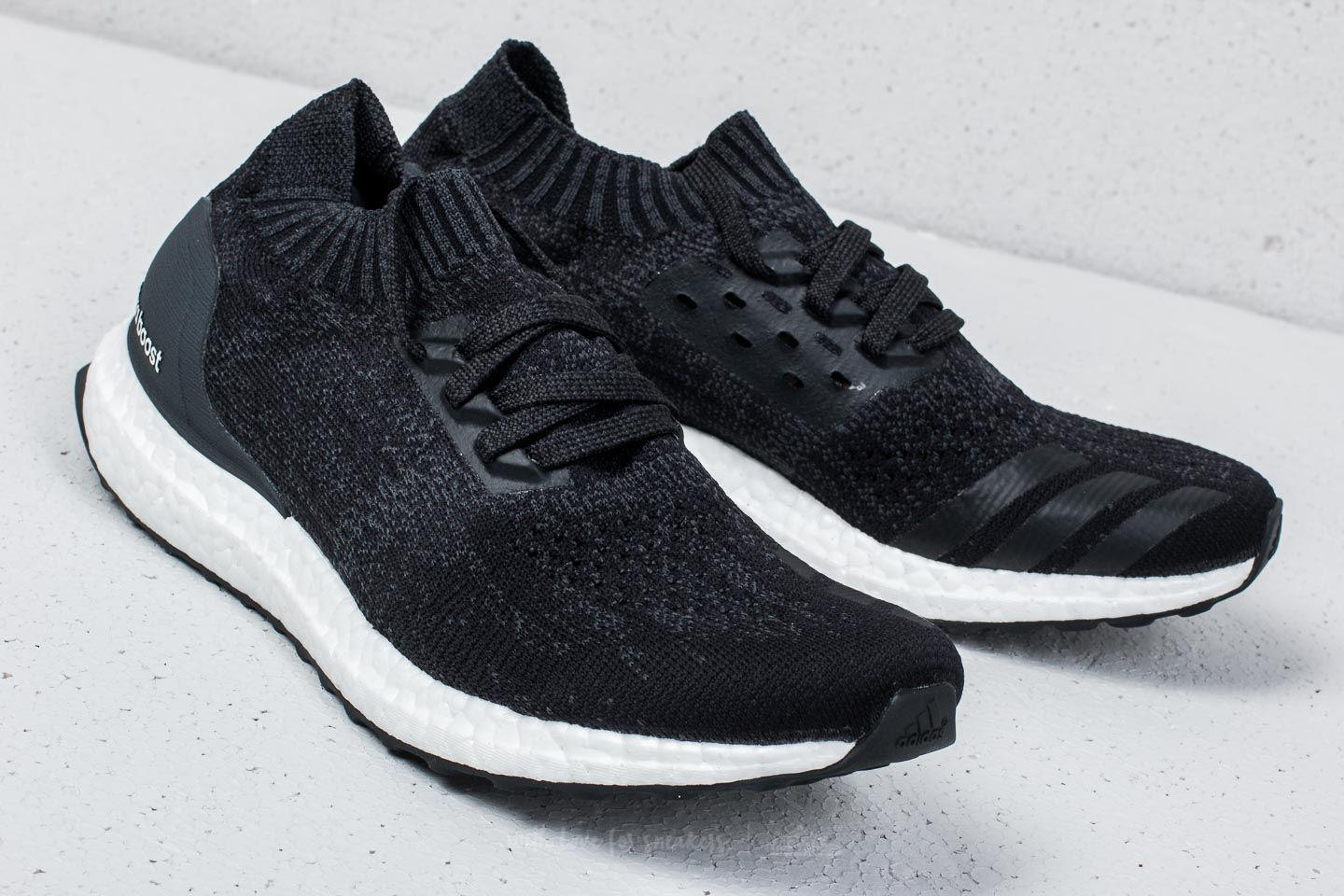 first rate good selling large discount Adidas Ultraboost Uncaged Carbon/ Core Black/ Grey Three