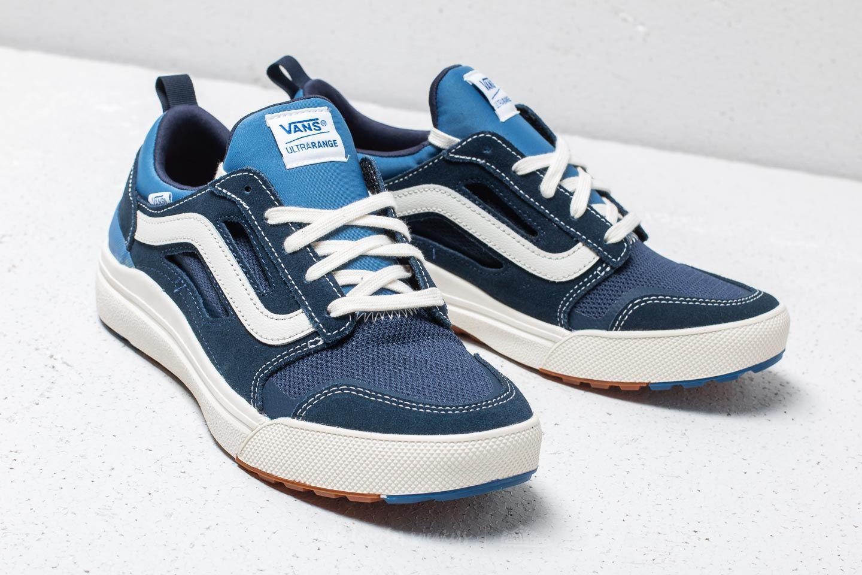 vans ultrarange navy blue