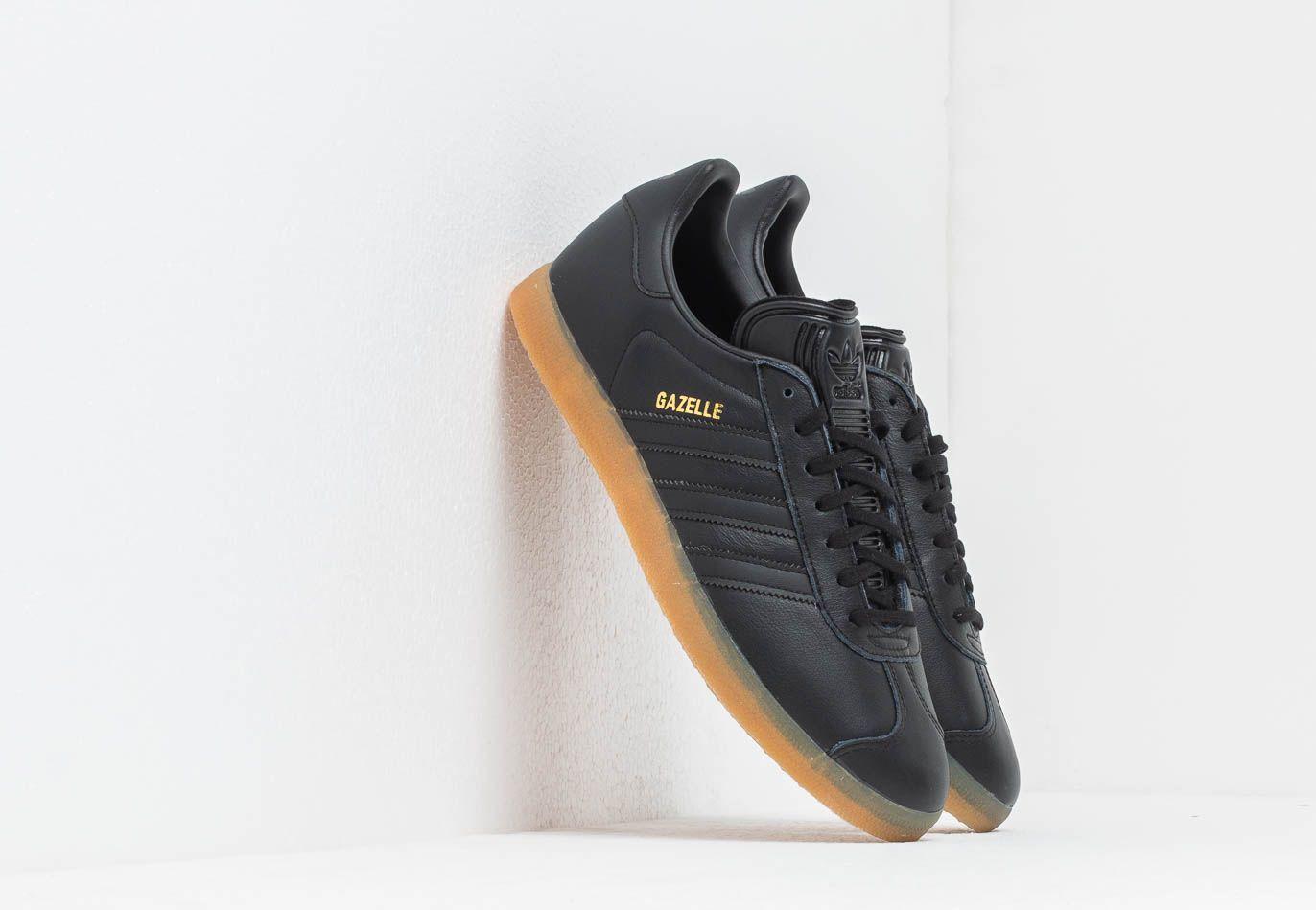 Adidas Gazelle Core Black/ Core Black/ Gum