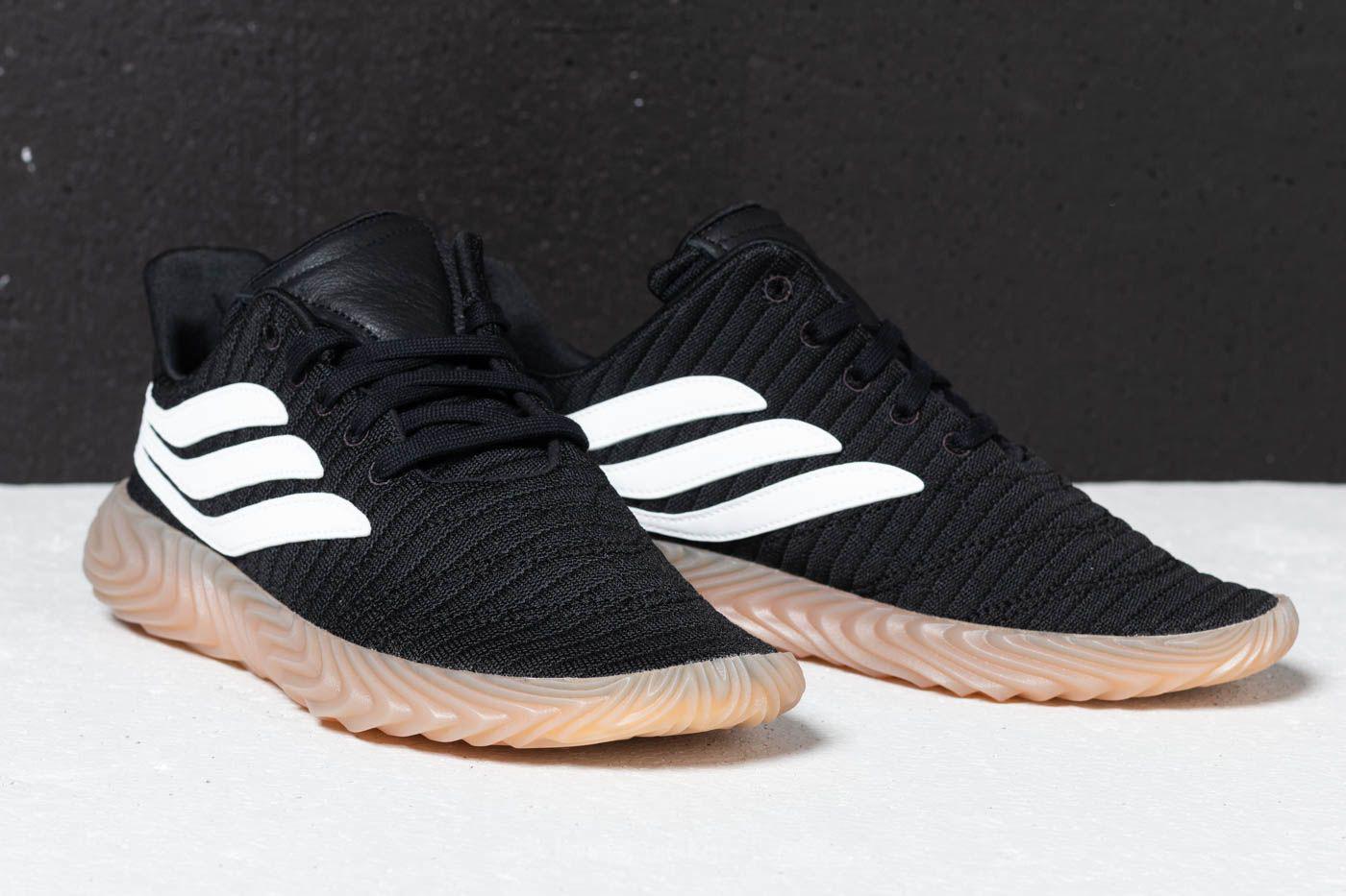 Lyst - adidas Originals Adidas Sobakov Core Black  Ftw White  Gum 3 ... e0b4459b3