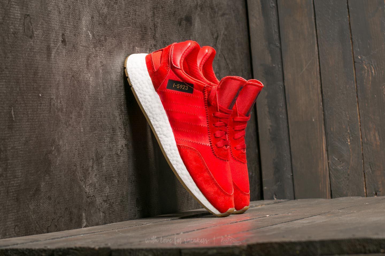 Lyst adidas Originals Adidas me 5923 Core Rojo / blanco / Gum 3 en FTW