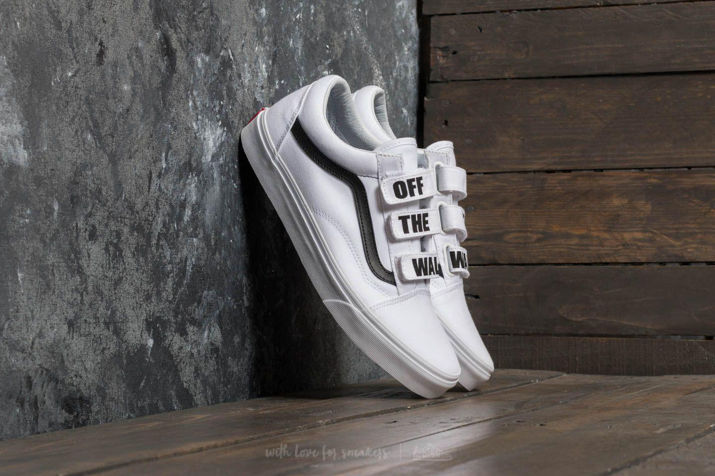 Walltrue Old White The Voff Lyst Skool Vans Men For C5ajls3rq4 OPk8nw0X