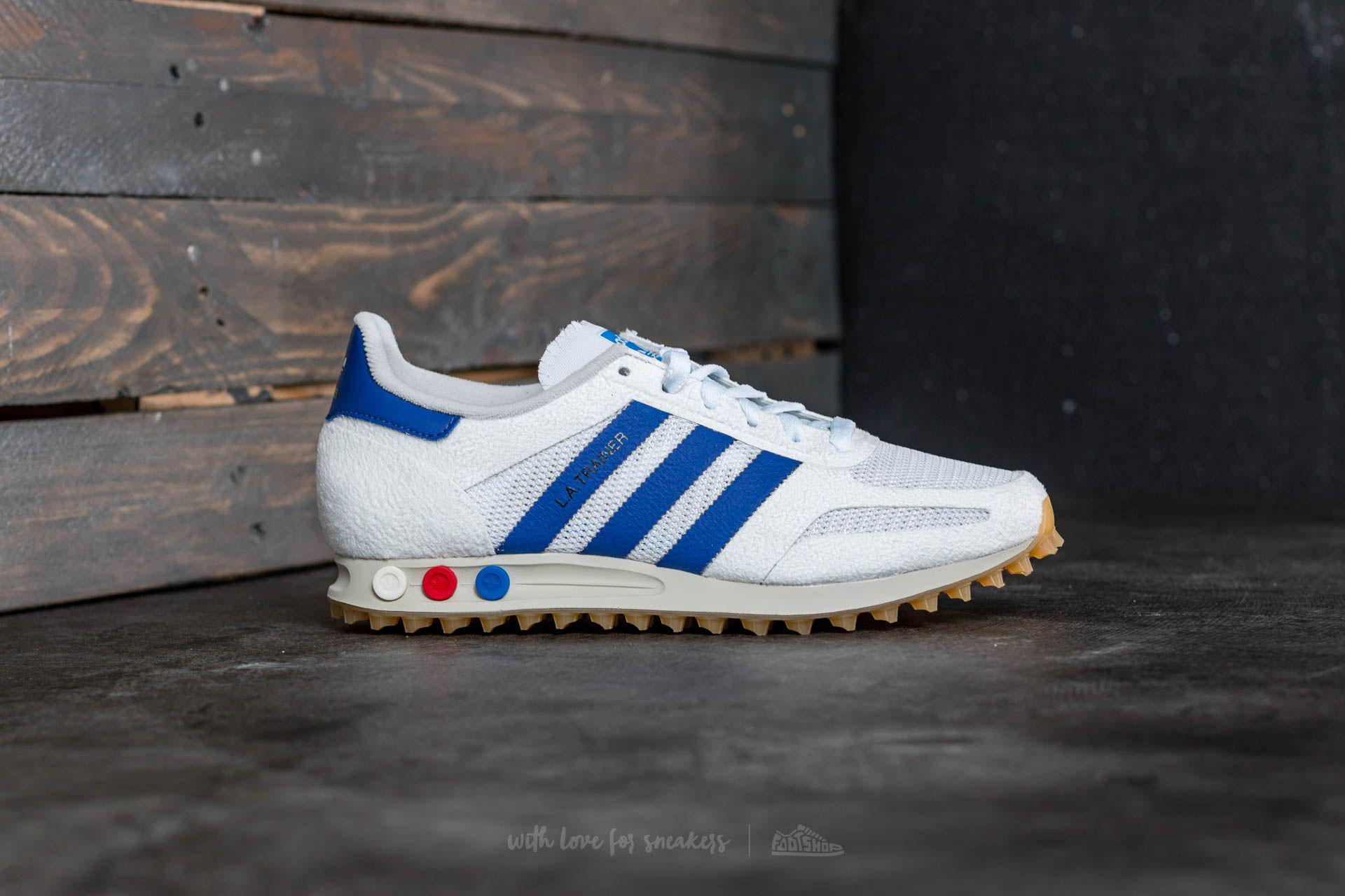 682c01299472 Lyst - adidas Originals Adidas La Trainer Og Vinted White  Mystery ...