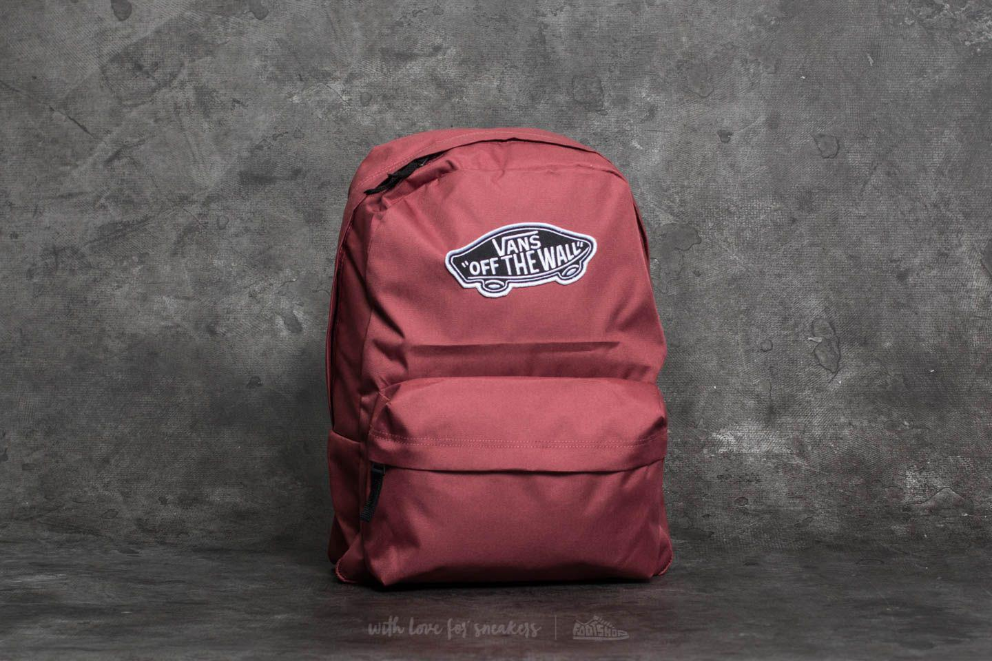 ae0f2cc9db Red Velvet Backpack Vans- Fenix Toulouse Handball