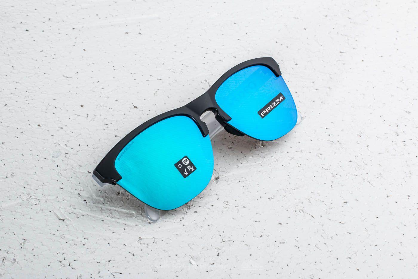 e9e1fd29a43 Lyst - Footshop Oakley Frogskins Lite Matte Black  Matte Clear ...
