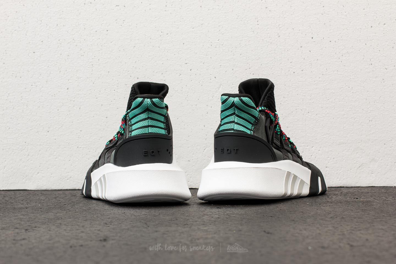 Adidas Eqt Bask Adv Core Black/ Core Black/ Sub Green