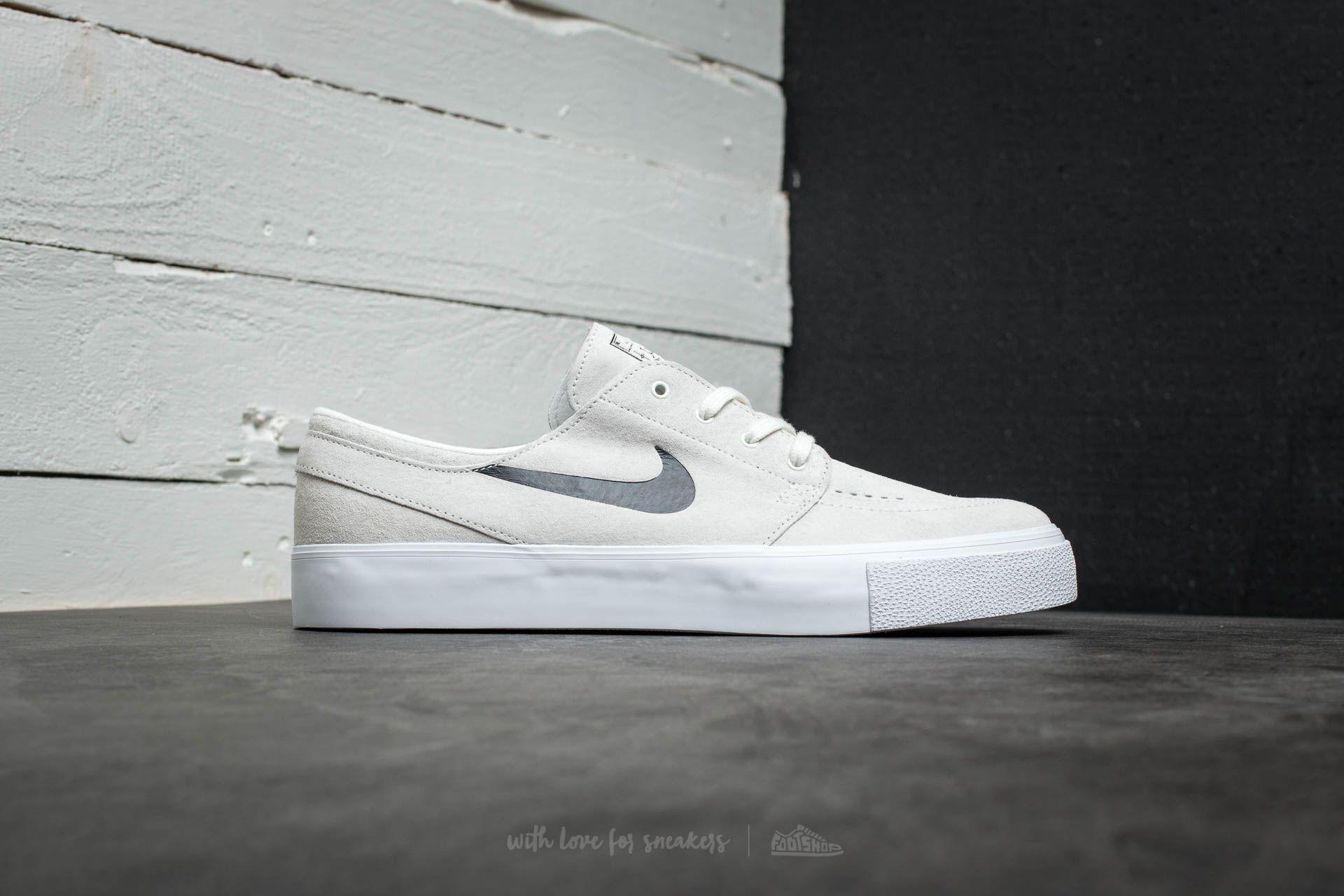 Nike Sb Zoom Janoski Ht Summit White