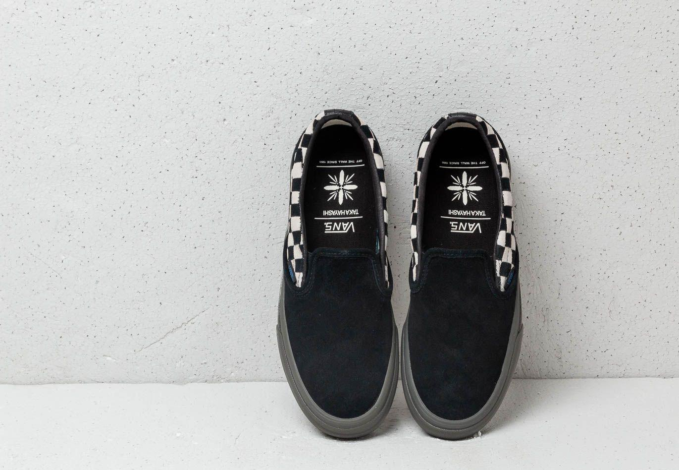 2340462981 Lyst - Vans X Taka Hayashi Slip-on Lx (woven Suede) Checkerboard in ...