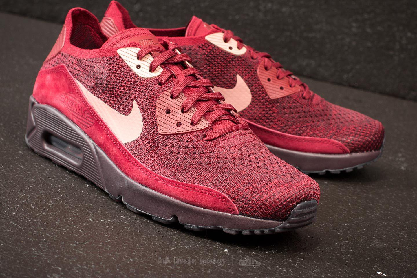 c6943f0aeef7 Gallery. Previously sold at  Footshop · Men s Nike Flyknit Men s Air Max 90  Sneakers