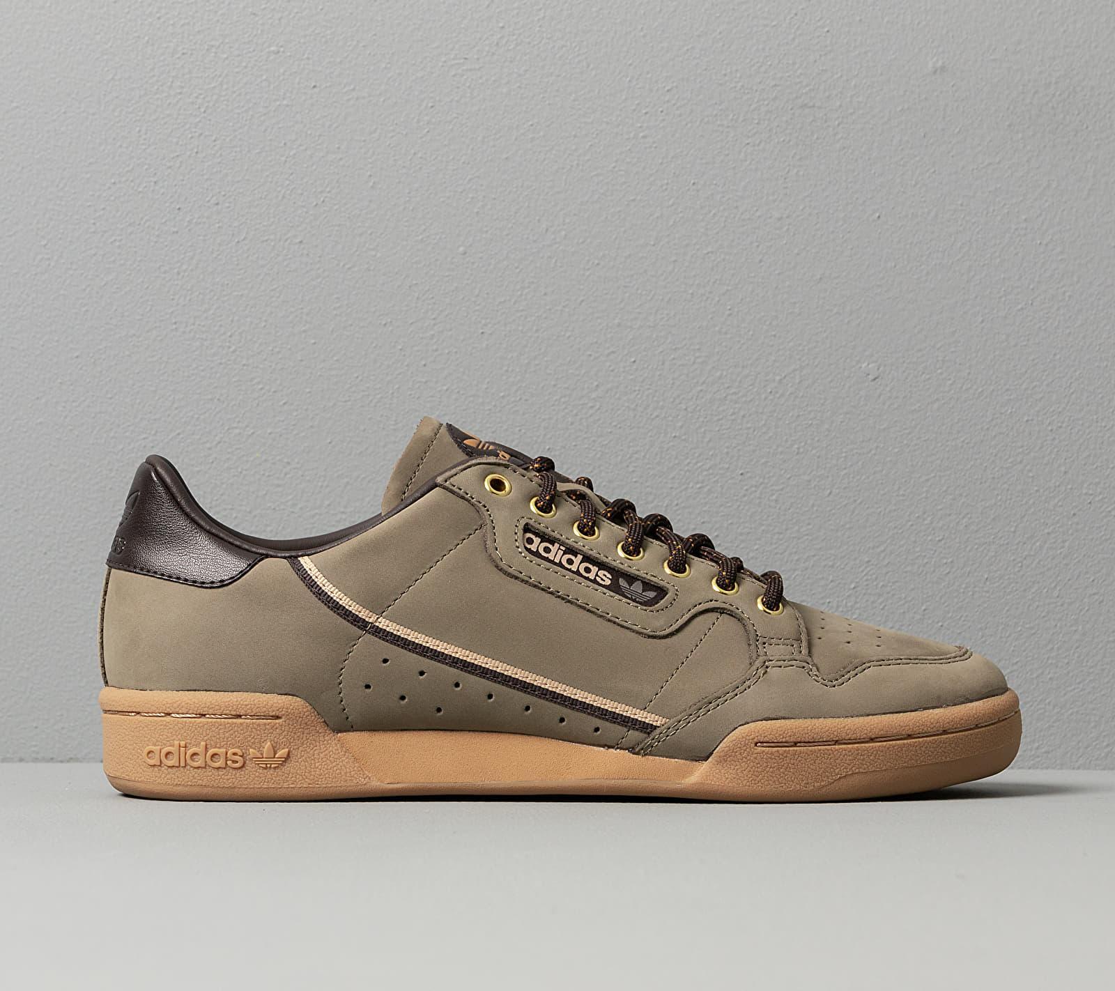 adidas Originals Adidas Continental 80 Trace Cargo/ Mesa/ Night ...